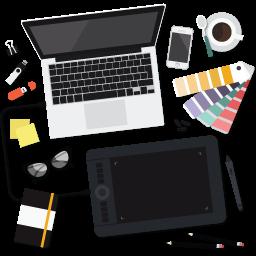 Web Desain Home Page