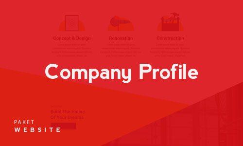 Web Hosting Company Profile Premium Web Indonesia