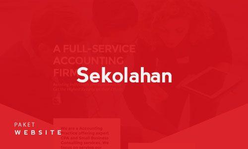 Web Hosting Sekolahan Premium Web Indonesia