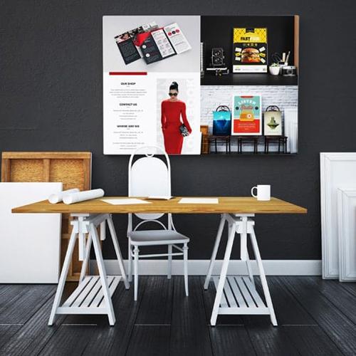 Brosur Flyer & Poster Desain Murah Garansi Sepuluh Designs